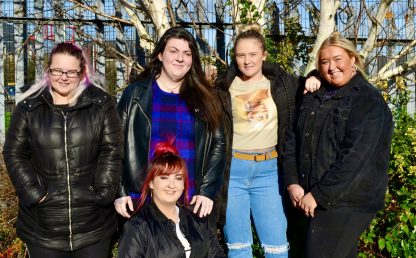 Who Are We: Shankill Women's Centre